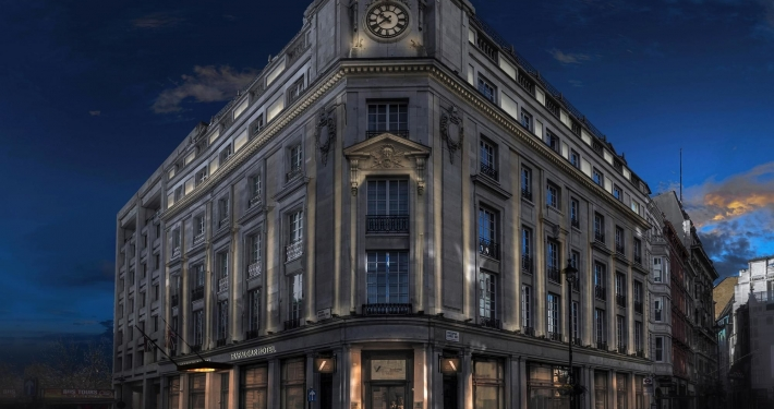 The Trafalgar St. James London, Curio Collection by Hilton