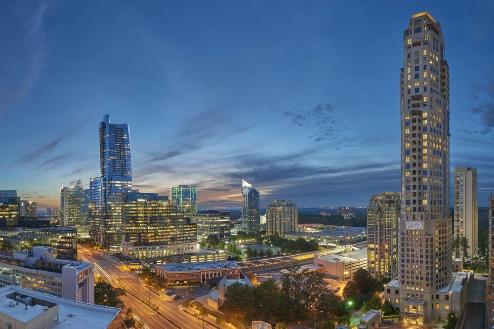 Mandarin Oriental, Atlanta